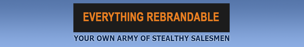 Everything Rebrandable